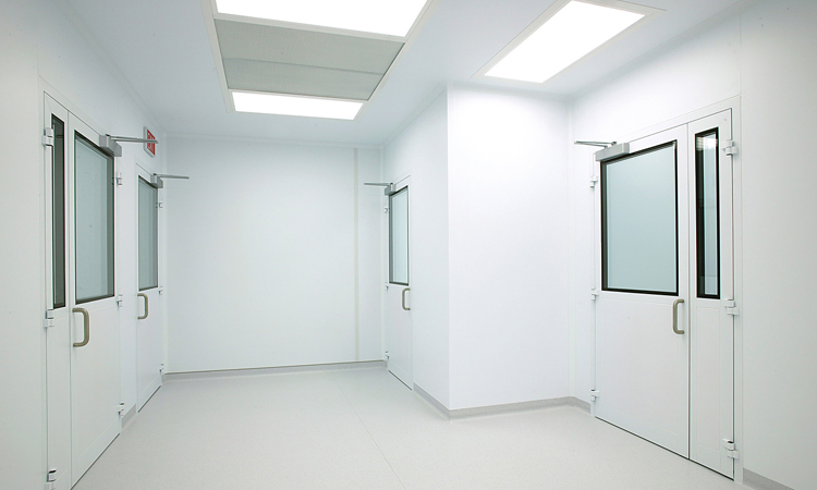دیوار کلین روم و اتاق تمیز