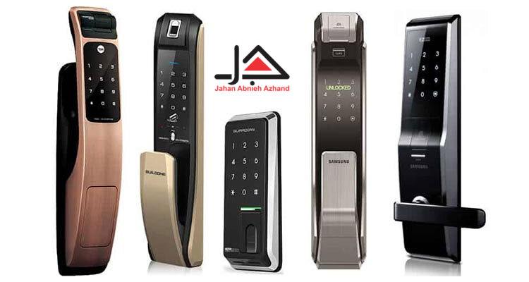 قفل های الکترونیکی کلین روم