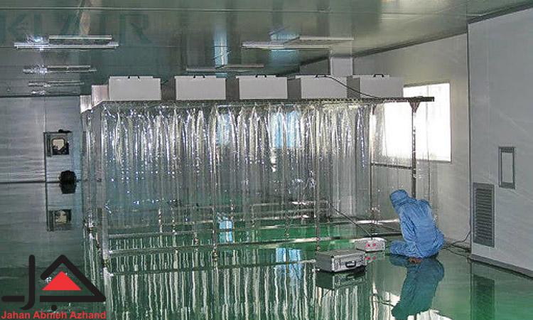 انواع پرده های PVC