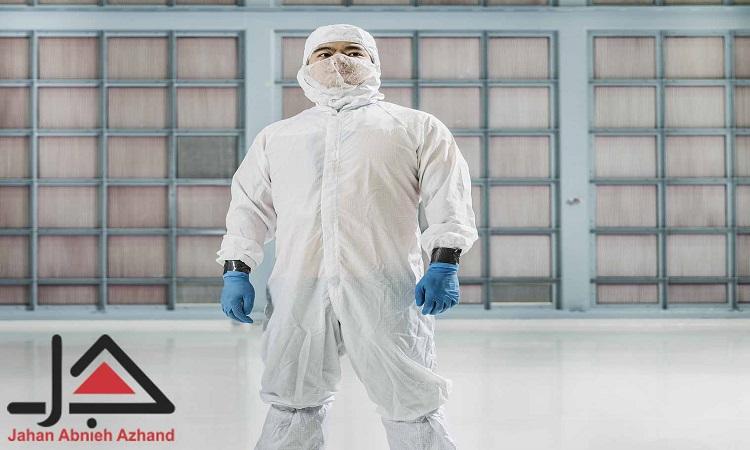 جدیدترین تکنولوژی ساخت اتاق تمیز در ایران