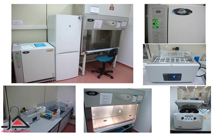 معرفی انواع سیستم های برقی کلین روم